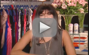 Jessica Szohr Video Interview
