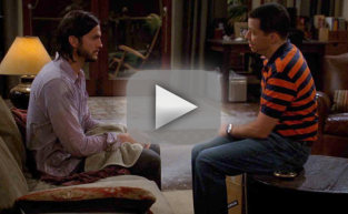 Two and a Half Men Promo: People Who Love Peepholes