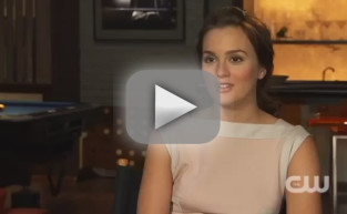 Gossip Girl Season Five Preview Interview - Leighton Meester