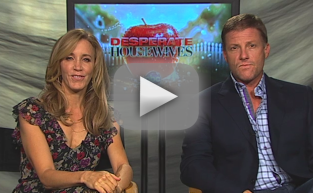Desperate Housewives Interview: Felicity Huffman and Doug Savant