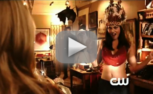 "The Secret Circle Promo: ""Masked"""