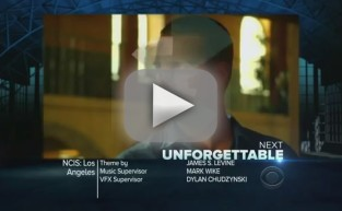 NCIS: Los Angeles 'Honor' Promo