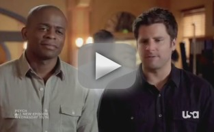"Psych Promo: ""The Amazing Psych-Man & Tap Man, Issue #2"""