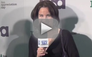 Ally Sheedy is a TV Fanatic!