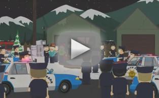 "South Park Clip: ""The Poor Kid"""