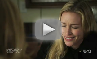 "Covert Affairs Season 2 Finale Promo: ""Letter Never Sent"""