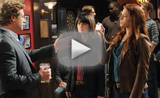 "The Mentalist Promo: ""Fugue in Red"""