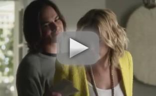 Pretty Little Liars Clip: A Surprise from Caleb