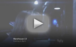 Warehouse 13 Return Trailer