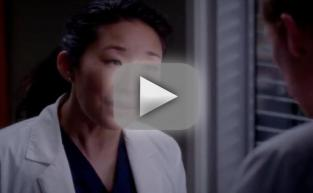 Grey's Anatomy 'Sleeping Monster' Clip - Owen Won't Go