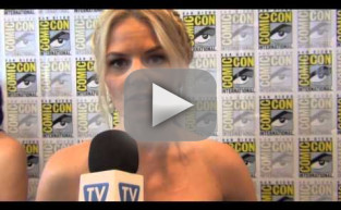 Jennifer Morrison Comic-Con Interview