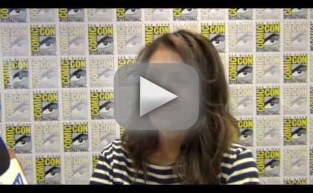 Nina Dobrev Comic-Con Exclusive