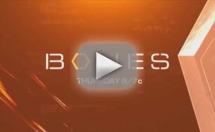 Bones 'The Crack in the Code' Clip: Man Cave!