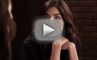 Pretty Little Liars Clip: The End of Ezria?