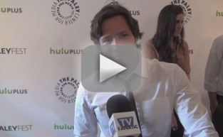 Nick Wechsler PaleyFest Interview