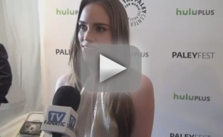 Christa Allen PaleyFest Interview