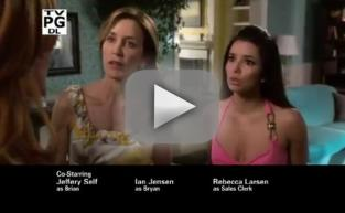 "Desperate Housewives Promo: ""With So Little to Be Sure Of"""