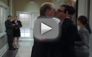 Scandal Clip: Scoop and a Smooch