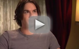 Tyler Blackburn Set Interview