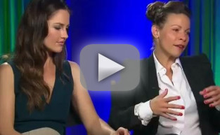 Minka Kelly, Lili Taylor Preview Almost Human