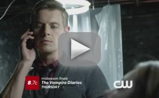 "The Vampire Diaries Promo: ""Fifty Shades of Grayson"""