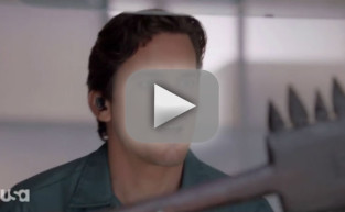 "White Collar Clip - ""Digging Deeper"""