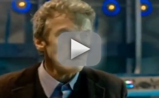 Peter Capaldi Becomes The Doctor