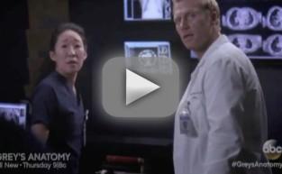Grey's Anatomy Clip - Owen vs. Cristina