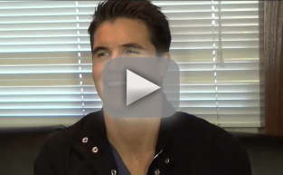 Robbie Amell - The Tomorrow People Set Interview