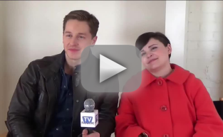 Ginnifer Goodwin and Josh Dallas Set Interview