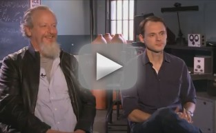 Daniel Stern Set Interview