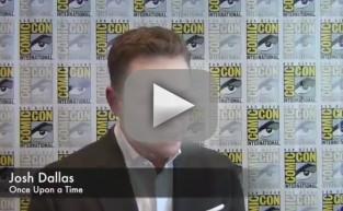 Josh Dallas Comic-Con Q&A