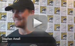 Stephen Amell Comic-Con Q&A