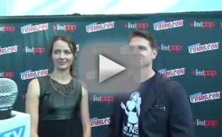 Amy Acker and Greg Plageman Interview