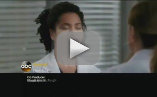 "Grey's Anatomy Promo - ""Don't Let's Start"""