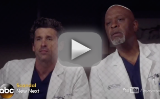 "Grey's Anatomy Promo - ""Risk"""