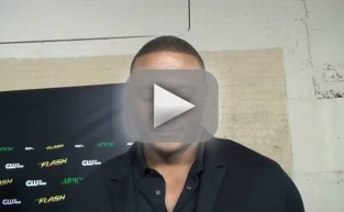 David Ramsey Red Carpet Interview