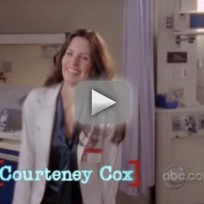 Courteney Cox on Scrubs