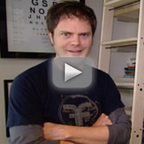 Rainn Wilson Interview