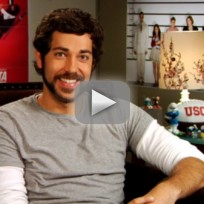 Chuck Video Interview with Zachary Levi