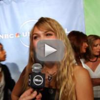 Aimee Teegarden Interview