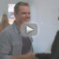 Matt Damon on Entourage
