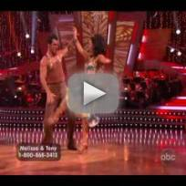 Melissa Rycroft on Dancing with the Stars: Sexy Salsa