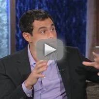 Jason Mesnick on Jimmy Kimmel
