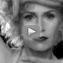 Sue Sylvester Does Vogue