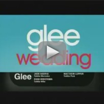 Glee Wedding Promo