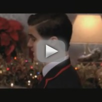Glee Does Baby It's Cold Outside