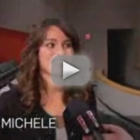 Lea michele interview