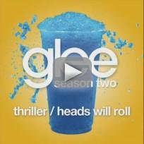 Thriller/Heads Will Roll Mash-Up