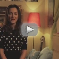 Leighton Meester on Roommate Life